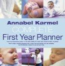 Annabel Karmel - Annabel Karmel's Complete First Year Planner - 9780091888039 - V9780091888039