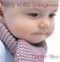 Debbie Bliss - Baby Knits For Beginners - 9780091889135 - V9780091889135