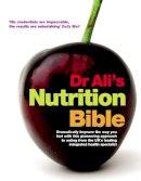 Ali, Dr Mosaraf - Dr Ali's Nutrition Bible - 9780091889494 - KSG0023244