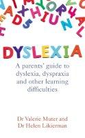 Valerie Muter - Dyslexia - 9780091923389 - V9780091923389