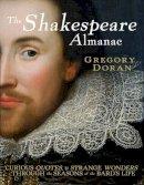 Doran, Gregory - The Shakespeare Almanac - 9780091926199 - KTG0018555