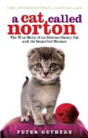 Peter Gethers - A Cat Called Norton: The True Story of an Extraordinary Cat and His Imperfect Human - 9780091933296 - V9780091933296