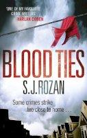 Rozan, S. J. - Blood Ties. S.J. Rozan - 9780091936358 - KTG0003729