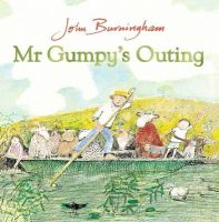 John Burningham - Mr. Gumpy's Outing - 9780099408796 - V9780099408796