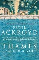 Ackroyd, Peter - Thames - 9780099422556 - V9780099422556