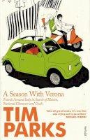 Parks, Tim - A Season with Verona - 9780099422679 - KOC0022393