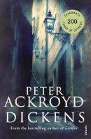 Ackroyd, Peter - Dickens - 9780099437093 - V9780099437093