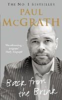 McGrath, Paul - Back From the Brink: The Autobiography - 9780099499558 - KHN0000854
