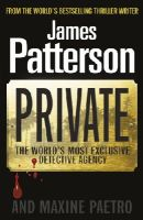 Patterson, James - Private. James Patterson with Maxine Paetro - 9780099550068 - 9780099550068