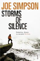 Simpson, Joe - Storms of Silence - 9780099578116 - KHS1031514