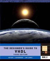 Ashenden, Peter J. - The Designer's Guide to VHDL, Third Edition (Systems on Silicon) - 9780120887859 - V9780120887859