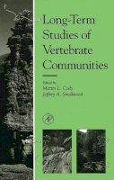 - Long-term Studies of Vertebrate Communities - 9780121780753 - V9780121780753