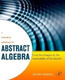 Bergen, Jeffrey - Concrete Approach to Abstract Algebra - 9780123749413 - V9780123749413