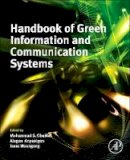Obaidat, Mohammad - Handbook of Green Information and Communication Systems - 9780124158443 - V9780124158443