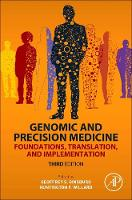 - Genomic and Precision Medicine, Third Edition: Foundations, Translation, and Implementation - 9780128006818 - V9780128006818