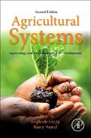 - Agricultural Systems: Agroecology and Rural Innovation for Development, Second Edition - 9780128020708 - V9780128020708