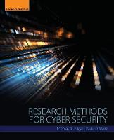 Edgar, Thomas W., Manz, David O. - Research Methods for Cyber Security - 9780128053492 - V9780128053492