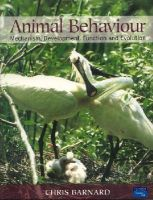 Barnard, Chris - Animal Behaviour - 9780130899361 - V9780130899361
