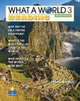 Broukal, Milada - What a World Reading 3: Amazing Stories from Around the Globe - 9780131382015 - V9780131382015