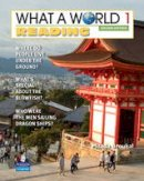 Broukal, Milada - What a World Reading 1: Amazing Stories from Around the Globe - 9780132472678 - V9780132472678