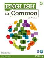 Saumell, Maria Victoria; Birchley, Sarah Louisa - English in Common 5 with ActiveBook - 9780132627290 - V9780132627290