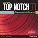 Saslow, Joan M., Ascher, Allen - Top Notch 1 Class Audio CD - 9780133928143 - V9780133928143