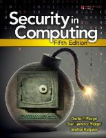 Pfleeger, Charles P., Pfleeger, Shari Lawrence, Margulies, Jonathan - Security in Computing (5th Edition) - 9780134085043 - V9780134085043