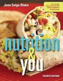 Blake, Joan Salge - Nutrition & You - 9780134167541 - V9780134167541