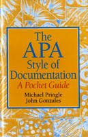 Pringle, Mike; Gonzales, John - The APA Style of Documentation - 9780136049708 - V9780136049708