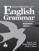 Azar, Betty Schrampfer; Hagen, Stacy A. - Fundamentals of English Grammar Workbook - 9780137075249 - V9780137075249