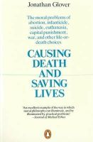 Glover, Jonathan - Causing Death and Saving Lives - 9780140134797 - V9780140134797