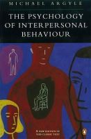 Argyle, Michael - The Psychology of Interpersonal Behaviour - 9780140172744 - V9780140172744