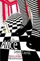 Carroll, Lewis - The Annotated Alice - 9780140289299 - V9780140289299