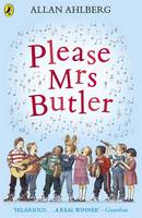 Allan Ahlberg - Please Mrs Butler: Verses (Puffin Books) - 9780140314946 - V9780140314946