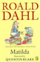 Blake, Quentin, Dahl, Roald - Matilda (Winner of the Children's Book Award) - 9780140327595 - KHN0001079