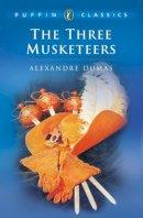 Dumas, Alexandre - The Three Musketeers - 9780140367478 - V9780140367478