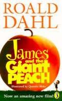 Dahl, Roald - James and the Giant Peach - 9780140382341 - KOC0017813