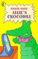 Angie, Sage - Allie's Crocodile (Young Puffin Confident Readers) - 9780140386080 - KTG0005770