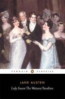 Austen, Jane, Margaret Drabble - Lady Susan, The Watsons, Sanditon (Penguin English Library) - 9780140431025 - KEX0302648
