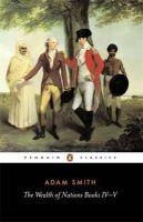 Smith, Adam - The Wealth of Nations - 9780140436150 - V9780140436150
