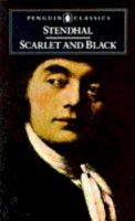 Stendhal - Scarlet and Black (Penguin Classics) - 9780140440300 - KLJ0005479