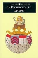 La Rochefoucauld - Maxims (Classics) - 9780140440959 - V9780140440959