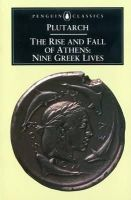 Plutarch - The Rise and Fall of Athens - 9780140441024 - KOC0028399