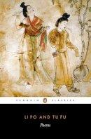 Li Po; Tu Fu - Poems - 9780140442724 - V9780140442724
