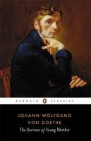 Goethe, Johann Wolfgang von - The Sorrows of Young Werther (Penguin Classics) - 9780140445039 - KKD0002174