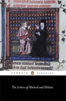 Abelard, Peter; Heloise, Abbess of the Paraclete - The Letters of Abelard and Heloise - 9780140448993 - V9780140448993