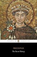 Procopius - The Secret History - 9780140455281 - V9780140455281