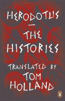 Herodotus - The Histories - 9780140455397 - V9780140455397