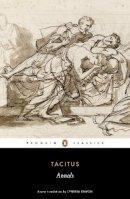 Tacitus - Annals - 9780140455649 - V9780140455649