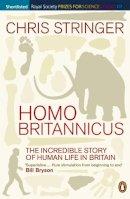 Stringer, Chris - Homo Britannicus - 9780141018133 - V9780141018133